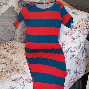 LulaRoe Julie dress